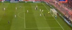Olivier Giroud Goal - Olympiakos Piraeus 0 - 1 Arsenal - 09/12/2015