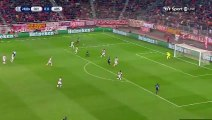Olivier Giroud Goal - Olympiakos Piraeus 0-1 Arsenal -09/12/2015