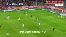 Olympiakos Piraeus 0 - 1 Arsenal Olivier Giroud