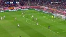 Olivier Giroud Goal - Olympiakos Piraeus 0-1 Arsenal - 09-12-2015 [gol] Group St