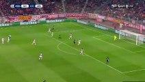 Olivier Giroud Goal - Olympiakos Piraeus 0-1 Arsenal -09_12_2015