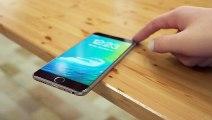 Le nouvel iphone sera capable de stopper sa chute lorsque vous le laissez tomber !