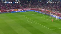 Olivier Giroud Goal - Olympiakos Piraeus 0-2 Arsenal - 09-12-2015 [gol] Group Stage