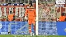 Olivier Giroud 2 nd Goal Olympiakos 0 - 2 Arsenal Champions League 9-12-2015