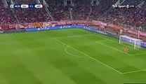 Olivier Giroud Goal - Olympiakos Piraeus 0-2 Arsenal - 09-12-2015