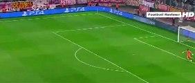 Olympiakos vs Arsenal 0-2 Olivier Giroud Second Goal - Olympiakos vs Arsenal 2015