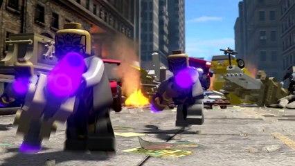 Trailer Open-world de LEGO Marvel's Avengers
