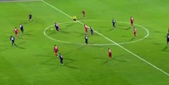 Robert Lewandowski Goal - D. Zagreb 0 - 2 Bayern Munich - 09/12/2015