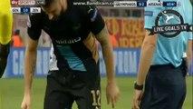 Olivier Giroud Great Goal - Olympiakos 0-3 Arsenal - Champions League - 09.12.2015