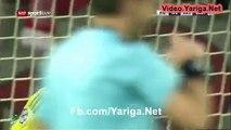 Olympiakos Piraeus 0 - 3 Arsenal Olivier Giroud