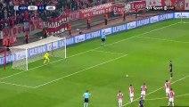 Olivier Giroud Goal - Olympiakos Piraeus 0-3 Arsenal - 09-12-2015