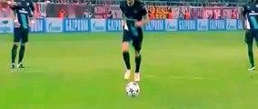 Olivier Giroud Penalty Goal - Olympiakos vs Arsenal 0-3 (Champions league 2015)