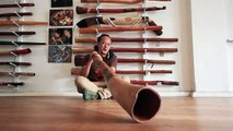 Jesse Lethbridge Didgeridoo (#2628) at Didgeridoo Breath