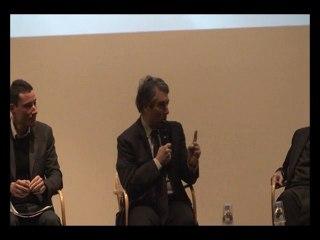 """Conférence """"Montagnes et Liberté"""" avec Pierre Mazeaud et Michel Destot (Partie 1)"""