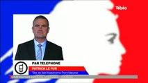 Régionales. 1er tour : Interview de Patrick Le Fur (FN)