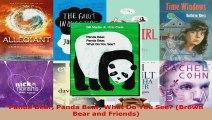 Read  Panda Bear Panda Bear What Do You See Brown Bear and Friends PDF Online