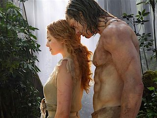The Legend Of Tarzan With Margot Robbie  Teaser  Full Movies