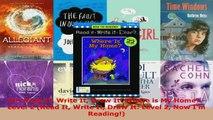 Read  Nir Read It Write It Draw It Where is My Home  Level 2 Read It Write It Draw It PDF Online