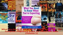 What You Need To Know When Youre Expecting The Complete Pregnancy Guide For Moms And Download