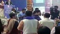 "Smriti Irani HRD Minister Inaugurates the ""Kala Utsav"" in Delhi"