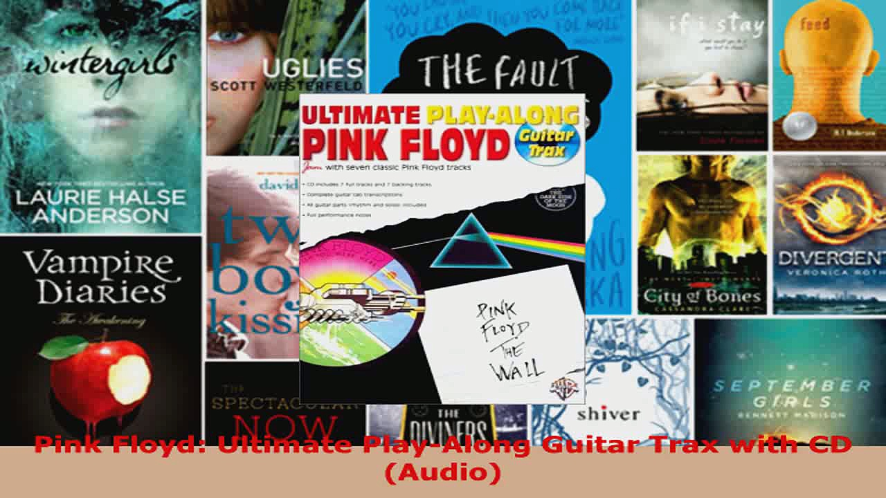 Read  Pink Floyd Ultimate PlayAlong Guitar Trax with CD Audio EBooks Online
