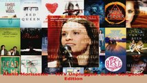 Download  Alanis Morissette  MTV Unplugged Guitar Songbook Edition PDF Free