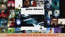Download  Jazz Blues Jazz Piano Solos Series Volume 2 Ebook Free