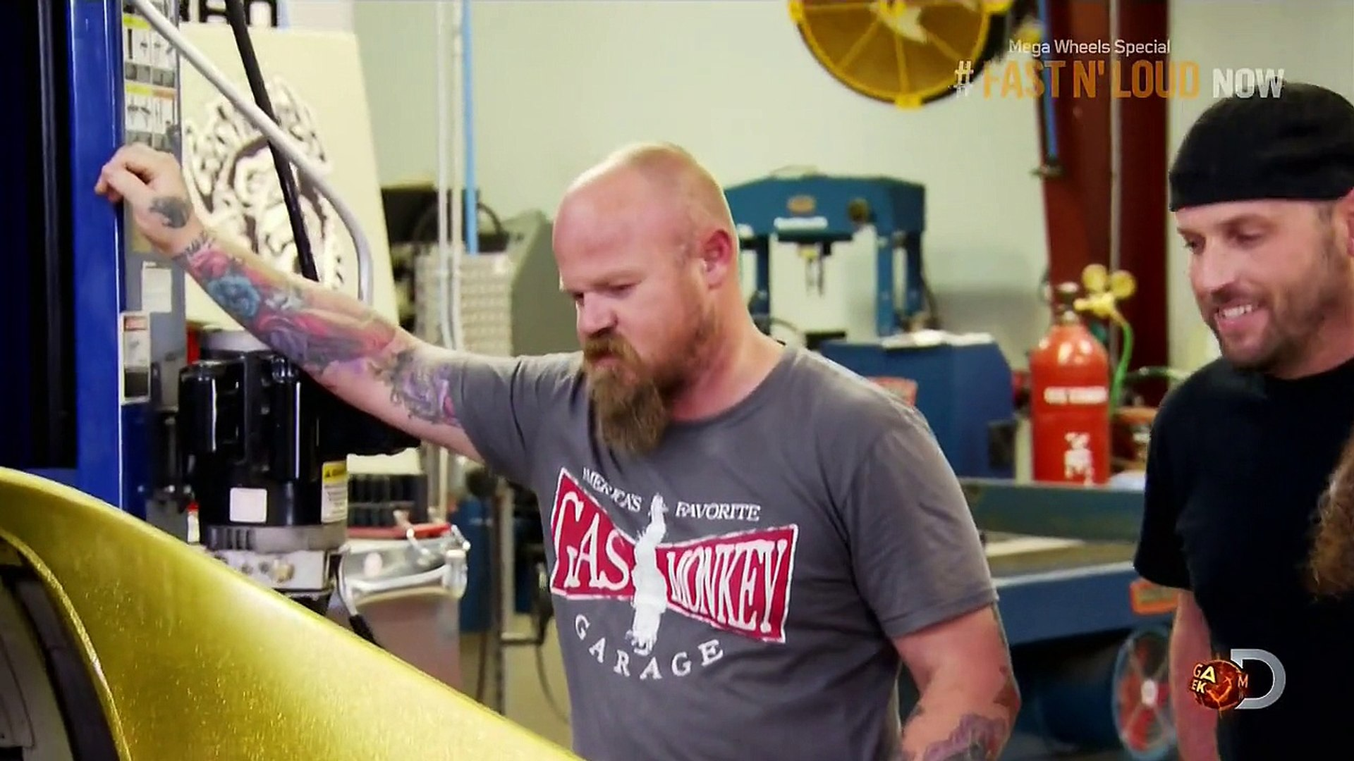 Fast N Loud Season 6 Episode 7 Part 2