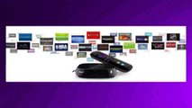Best buy Streaming Media Player  Roku 3 Streaming Media Player with 6 foot HDMI Cable Certified Refurbished