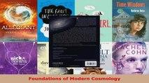 Read  Foundations of Modern Cosmology EBooks Online
