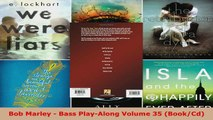 Read  Bob Marley  Bass PlayAlong Volume 35 BookCd PDF Free