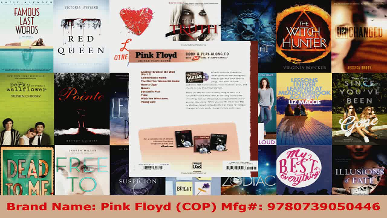Download  Ultimate Guitar PlayAlong Pink Floyd Book2CDs Ebook Free