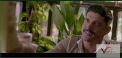 Tere Bin -> Wazir ->  Farhan Akhtar -> Aditi Rao Hydari -> Sonu Nigam -> Shreya Ghoshal