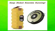 Best buy Vacuum Cleaning Robot  Powerextra Roomba Replacement Battery3500mAh Rechargeable for Irobot Roomba 500 510 530