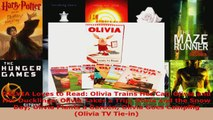 Download  OLIVIA Loves to Read Olivia Trains Her Cat Olivia and Her Ducklings Olivia Takes a Trip PDF Free
