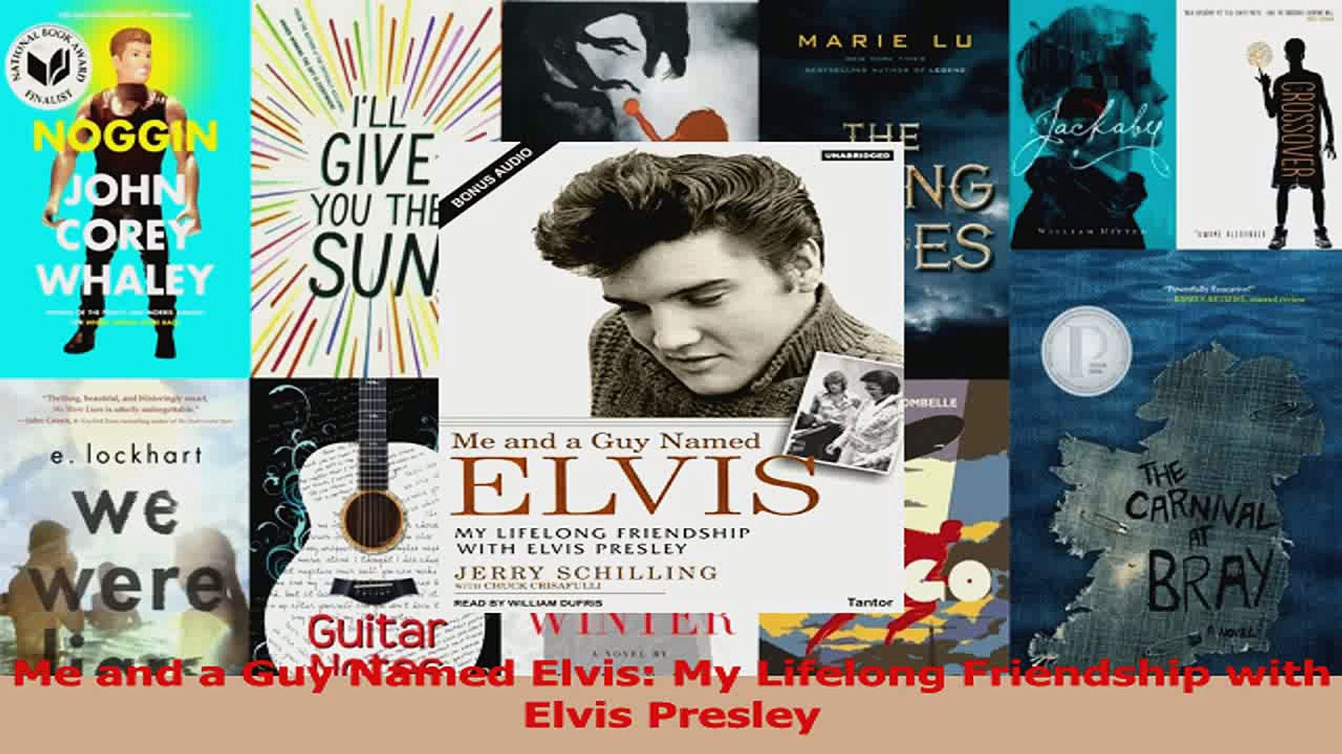PDF Download  Me and a Guy Named Elvis My Lifelong Friendship with Elvis Presley Read Online
