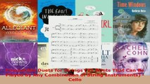 Read  Compatible Duets for Strings 31 Duets That Can Be Played by Any Combination of String EBooks Online