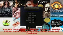 Read  Red Hot Chili Peppers  Stadium Arcadium Special Edition Guitar Book with 2 CDs Guitar Ebook Free
