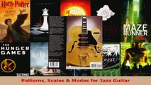 Download  Patterns Scales  Modes for Jazz Guitar Ebook Free