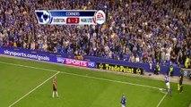 هدف مبارة ايفرتون 1 0 مانشستر يونايتد (20/08/2012) [HD]
