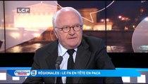 """Régionales : le président du conseil régional de PACA craint un climat de """"guerre civile"""""""