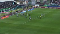 Enorme respuesta de Benítez. Nueva Chicago 1 - Quilmes 1. Fecha 30. Primera 2015. FPT