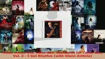 Download  Music Minus One Tenor Sax Standards for Tenor Sax Vol 2  I Got Rhythm with Glenn PDF Online
