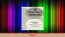 Download  Clarinet Polka B Flat Clarinet Solo Duet Or Trio With Piano PDF Free