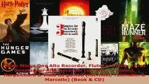 Read  Music Minus One Alto Recorder Flute or Violin Three Sonatas for Alto Recorder or flute EBooks Online
