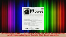 Read  Patterns for Jazz  A Theory Text for Jazz Composition and Improvisation Treble Clef EBooks Online