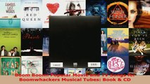 Read  Boom Boom Popular Movie and TV Songs for Boomwhackers Musical Tubes Book  CD PDF Online