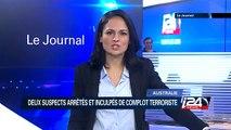 Deux suspects arrêtés et inculpés de complot terroriste en Australie