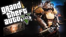 GTA 5 PC Mod Showcase - THE FALLOUT 4 MOD!!