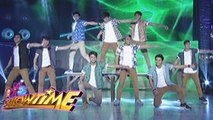 "It's Showtime Hashtags: Hashtags perform ""Grease Lightning"""